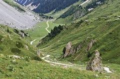 National Park Vanoise Royalty Free Stock Photos