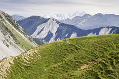 National Park Vanoise. Views from the National Park of La Vanoise Royalty Free Stock Photos
