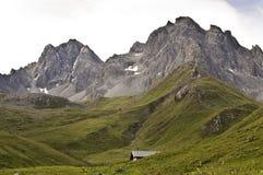 National Park Vanoise Stock Image