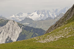 National Park Vanoise Stock Image