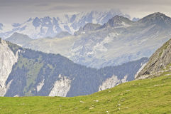 National Park Vanoise Stock Images