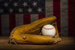 National Pastime Royalty Free Stock Photos