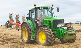 National Ploughing Championship. Stock Photography
