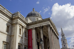 National Portrait Gallery Royalty Free Stock Photos