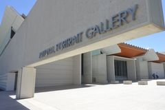 The National Portrait Gallery in Canberra Australia Capital Territory. The National Portrait Gallery in Australia is a collection of portraits of prominent stock image