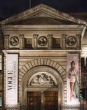National Portrait Gallery Londen het UK Stock Afbeelding