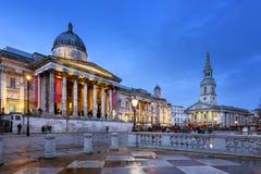 National Portrait Gallery London Stockbilder