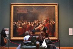 Museum National Gallery London Royalty Free Stock Images