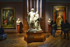 National Portrait Gallery Londres Fotografia de Stock