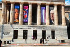 National Portrait Gallery Stock Photos