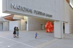 National Portrait Gallery w Canberra Australia kapitału terytorium zdjęcie stock