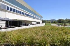 National Portrait Gallery w Canberra Australia kapitału terytorium obraz royalty free