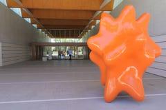 National Portrait Gallery w Canberra Australia kapitału terytorium obraz stock