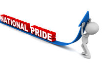 National pride Stock Images