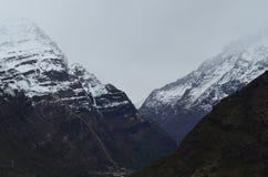 National Reserve RÃo Blanco, Mittel-Chile, ein hohes Tal der biologischen Vielfalt in Los Anden Stockfoto