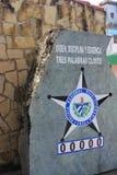 National Revolutionary Cuban Police Force headquar Stock Photo