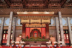 National revolutionary martyrs` shrine in Taipei, Taiwan, ROC. National revolutionary martyrs` shrine in Taipei, Taiwan Stock Image