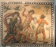 National Roman Museum - mosaic Stock Photography
