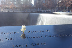 National September 11 Memorial Stock Photography