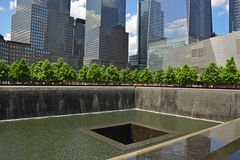 National September 11 Memorial & Museum Stock Images