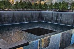 National September 11 Memorial Stock Photo