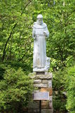 NATIONAL SHRINE GROTTO OF LOURDES Royalty Free Stock Images
