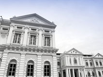 national Singapore muzeum Fotografia Royalty Free