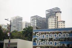 national Singapore muzeum Obraz Royalty Free