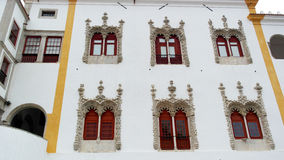 National Sintra Palace, Sintra, Portugal Royalty Free Stock Photography