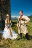 National Song and Dance Ensemble of Georgia Erisioni Royalty Free Stock Image