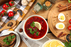 National soup Royalty Free Stock Images