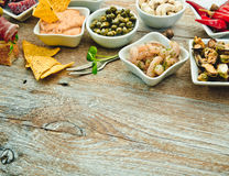 National Spanish tapas Stock Photo