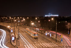 National stadium in Warsaw Poland Stock Photography