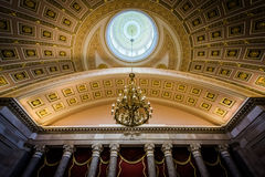 The National Statuary Hall, at the United States Capitol, in Was Stock Photo