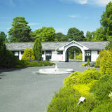 National Stud, Tully. National Stud in Tully, County Kildare, Ireland royalty free stock image
