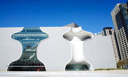 National Taichung Metropolitan Opera House, Taichung Theater, designed by Architect Stock Photography