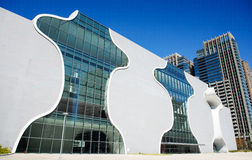 National Taichung Metropolitan Opera House, Taichung Theater, designed by Architect Royalty Free Stock Image