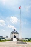 National Taiwan Democracy Memorial Hall. Chiang Kai-shek in Taipei stock photos
