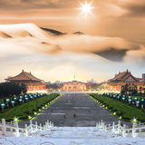 National Taiwan Democracy Square. For adv or others purpose use royalty free stock image