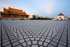 National Taiwan Democracy Square Royalty Free Stock Photography