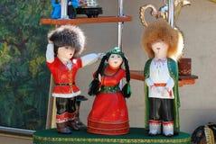National Tatar doll Stock Photos
