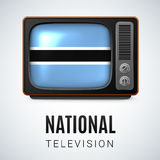 National Television Stock Images
