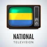 National Television Royalty Free Stock Photo