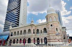 National Textile Museum Kuala Lumpur Royalty Free Stock Image