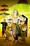 National thai dance Stock Photography