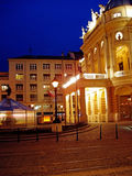 National Theater, Bratislava Royalty Free Stock Photos