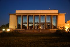 National Theater, Brno, Czech Republic Royalty Free Stock Photography
