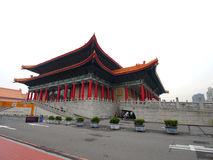 National Theater Chiang Kai-Shek Memorial Taiwan Royalty Free Stock Image