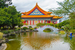 National Theater and Concert Hall, Taipei, Taiwan Stock Image