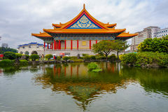 National Theater and Concert Hall, Taipei, Taiwan Royalty Free Stock Image